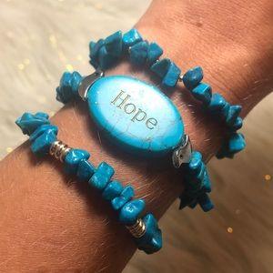 Jewelry - Hope Bracelet Bundle